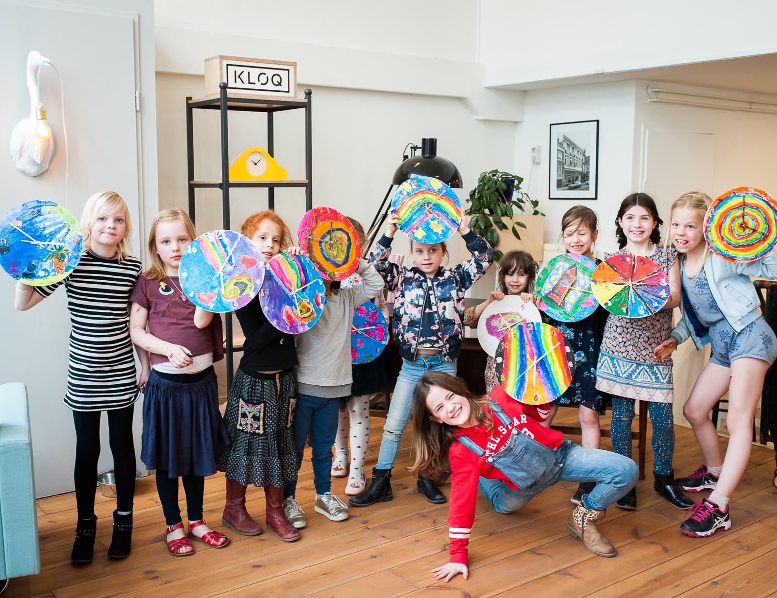 workshop voor kinderen in Den Haag