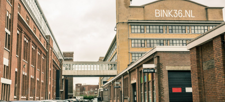 Bink 36 Den Haag creatieve broedplaats