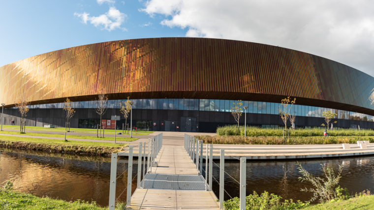 Sportcampus Zuiderpark in Den Haag